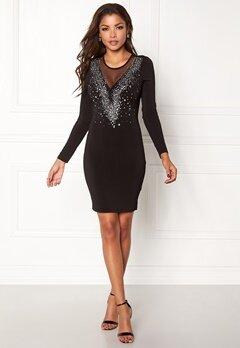 Chiara Forthi Montella dress Black / Silver Bubbleroom.dk