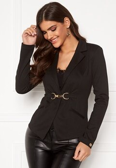 Chiara Forthi Nicola suit jacket Black Bubbleroom.dk