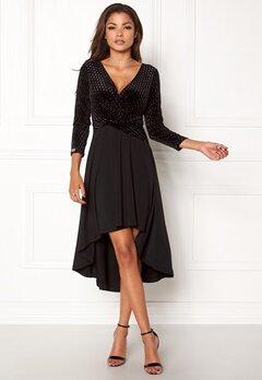 Chiara Forthi Nicosia Dress Black Bubbleroom.dk