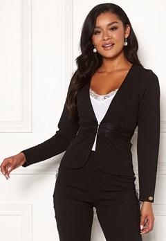 Chiara Forthi Nikita Suit Jacket Black Bubbleroom.dk