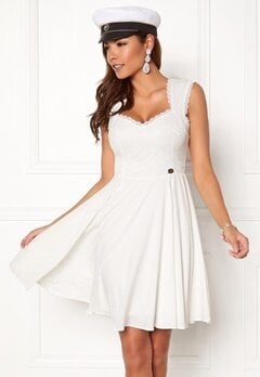Chiara Forthi Piubella Dress Antique white Bubbleroom.dk