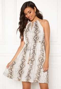 Chiara Forthi Seraphina dress Beige / Patterned Bubbleroom.dk