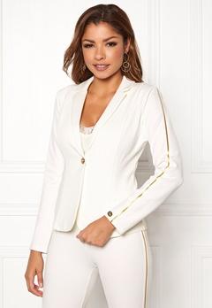 Chiara Forthi Shani suit jacket Gold Bubbleroom.dk