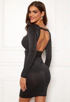 Chiara Forthi Star dress Black / Silver Bubbleroom.dk