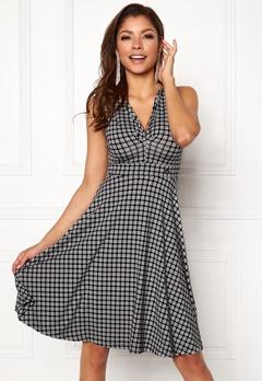 Chiara Forthi Tiamii Dress Grey / Patterned Bubbleroom.dk