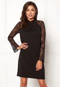 Chiara Forthi Treasure dress Black Bubbleroom.dk
