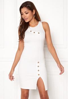 Chiara Forthi Vanna Dress White Bubbleroom.dk