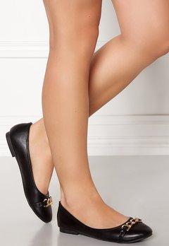 Chiara Forthi Winona ballerina shoes Black Bubbleroom.dk