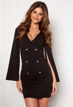 Chiara Forthi Hailey Blazer Dress Black Bubbleroom.dk