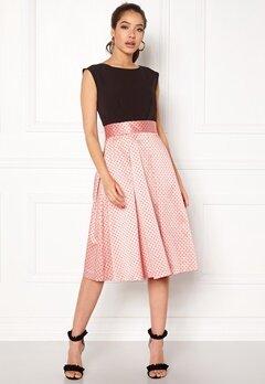 Closet London Pleated 2 in1 Dress Multi Bubbleroom.dk