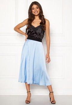 co'couture Cala Skirt Pale Blue Bubbleroom.dk