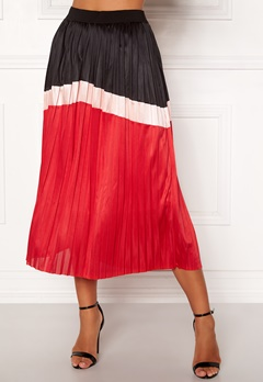 co'couture Camden Plisse Skirt Black Bubbleroom.dk
