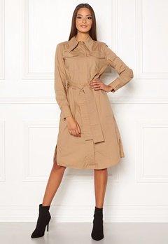 co'couture Coriolis Uniform Dress Beige Bubbleroom.dk