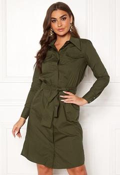 co'couture Coriolis Uniform Dress New Army Bubbleroom.dk