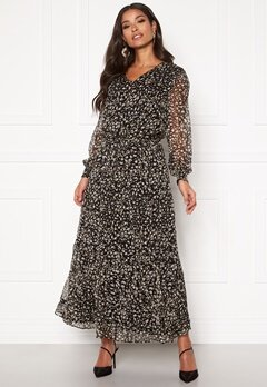 co'couture Cramps Floor Dress Black Bubbleroom.dk