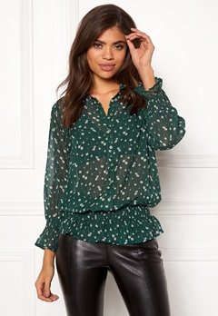 co'couture Daisy Smock Shirt 74 Jade Bubbleroom.dk