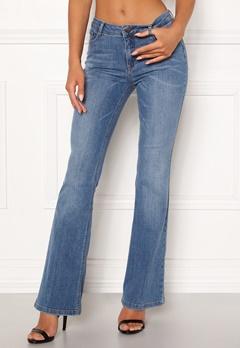 co'couture Denzel Boot Cut Jeans Bleach Denim Bubbleroom.dk