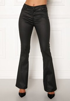 co'couture Denzel Coated Boot Cut Black Bubbleroom.dk