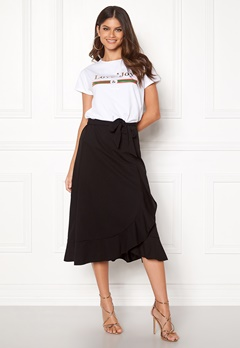 co'couture Emmaly Skirt 96 Black Bubbleroom.dk