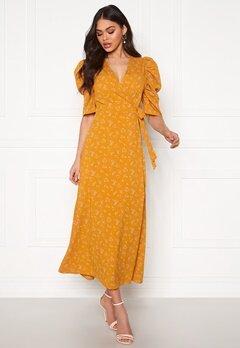 co'couture Springalina Wrap Dress Sunrise Bubbleroom.dk