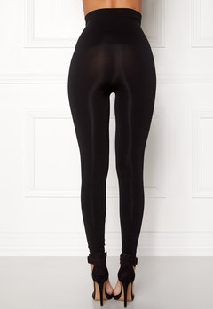 Controlbody High-waisted Leggings Nero Bubbleroom.dk