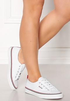 Superga COTU Sneakers White-BlueRed C68 Bubbleroom.dk