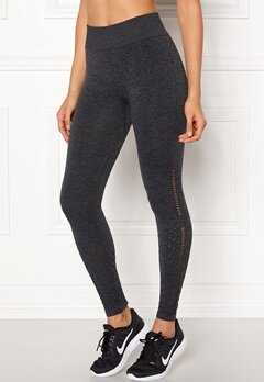 Craft Core 2.0 Tights Black Melange Bubbleroom.dk