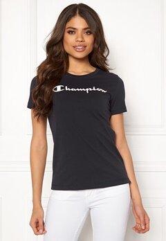 Champion Crewneck T-Shirt Sky Capt BS501 NNY Bubbleroom.dk