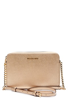 Michael Michael Kors Crossbody LG Camera Bag 740 Pale Gold Bubbleroom.dk