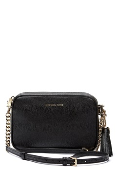 Michael Michael Kors Crossbody MD Camera Bag 001 Black Bubbleroom.dk
