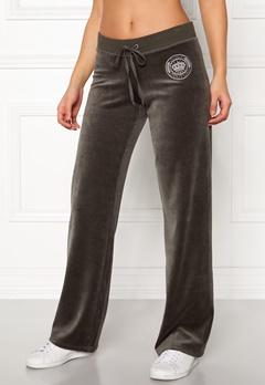 Juicy Couture Crown Velour Mar Vista Pant Tophat Bubbleroom.dk