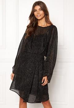 DAGMAR Adina Dress Black Bubbleroom.dk