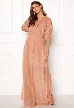 DAGMAR Adrienn Dress Powder Bubbleroom.dk