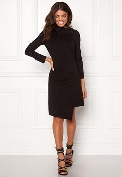 DAGMAR Arcelia Dress Black Bubbleroom.dk