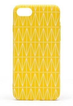 DAGMAR Iphone Case 7 Sun Yellow Bubbleroom.dk