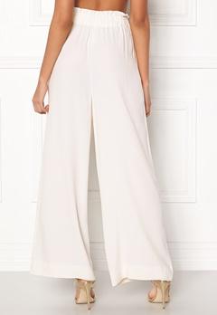 DAGMAR Vick Trousers Off White Bubbleroom.dk