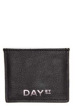Day Birger et Mikkelsen Day Patch Card Holder 12000 Black Bubbleroom.dk