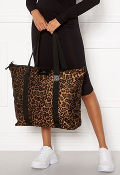 DAY ET Day Gweneth Leopard Bag 15001 Copper Bubbleroom.dk