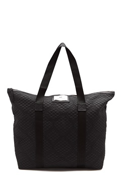 DAY ET Day Gweneth Q Topaz Bag 12000 Black Bubbleroom.dk