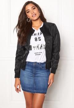 D.Brand Elin Jacket Black Bubbleroom.dk