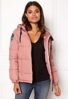 D.Brand Eskimå Jacket Dusty Pink Bubbleroom.dk