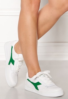 Diadora B.Elite Original Shoes White/Jelly Bean Bubbleroom.dk