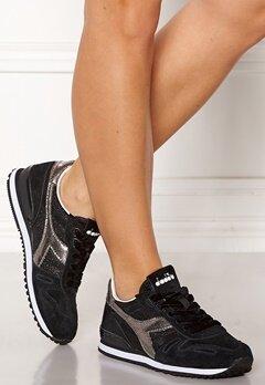 Diadora Titan WN Premium Shoes Black Bubbleroom.dk