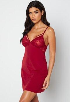 DORINA Agnes Dress RD0003-Red bubbleroom.dk
