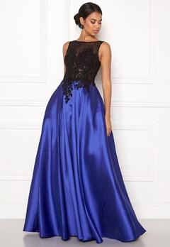 Christian Koehlert Dress Palace Blue Bubbleroom.dk