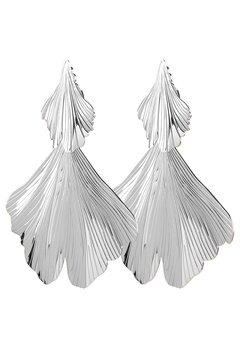 Dyrberg/Kern Drika Shiny Earrings Crystal Bubbleroom.dk