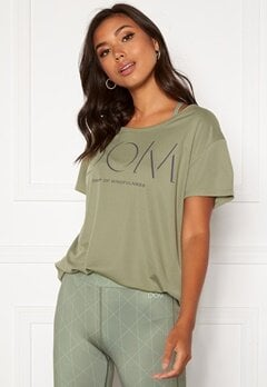 Drop of Mindfulness Bailey Loose Fitted Tee 314 Tea Bubbleroom.dk