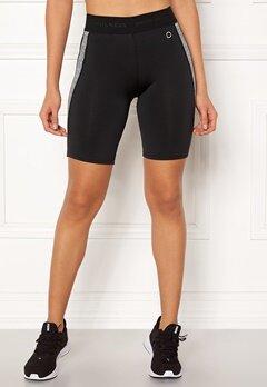 Drop of Mindfulness Bettsy Shorts Black/Grey Mel Bubbleroom.dk