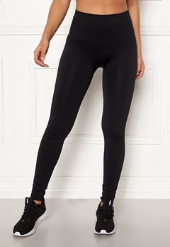 Drop of Mindfulness Cora Seamless Leggings 001 Black Bubbleroom.dk