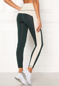 Drop of Mindfulness Emma Fitness Leggings 309 Racing Green Bubbleroom.dk